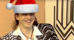 No Christmas Is Complete Until You've Heard Stevie Ray Vaughan's Holly Jolly Message To Fans