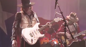 "32 Years Ago, Stevie Ray Vaughan Played A 6-Minute Jam That'll Make You Say ""Holy S***!"""
