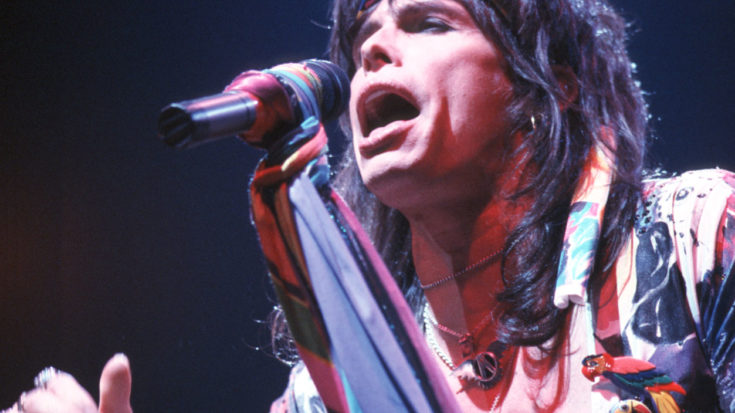 "Love Aerosmith? Listen To Steven Tyler's Isolated ""Crazy"" Vocal Track – Absolutely To Die For! 