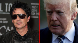 Tommy Lee Has Some Scathing Words For President Trump – He Won't Like This At All