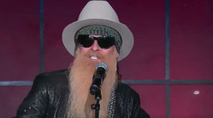 Billy Gibbons Storms Off Stage Early, But That's Not Even The Craziest Part…