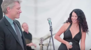 World Famous Rockstar Put On Spot at Wedding To Sing- Don't Do This