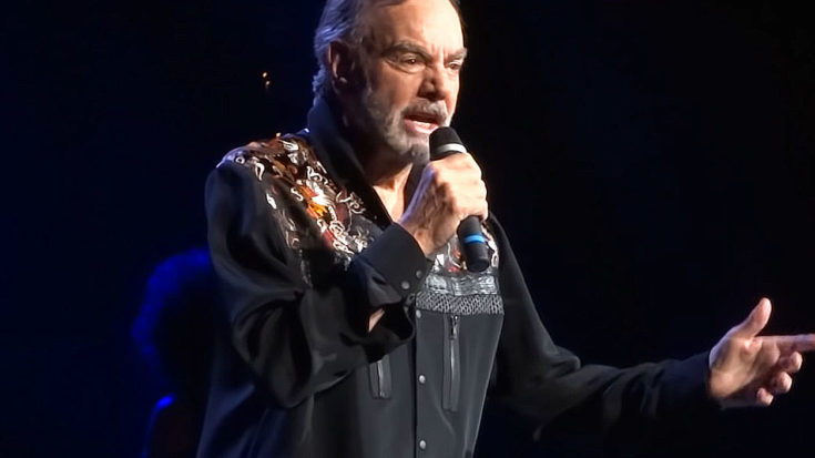 Neil Diamond Dusts Off This Forgotten Fan Favorite To The Delight Of One Very, Very Lucky Audience | I Love Classic Rock Videos