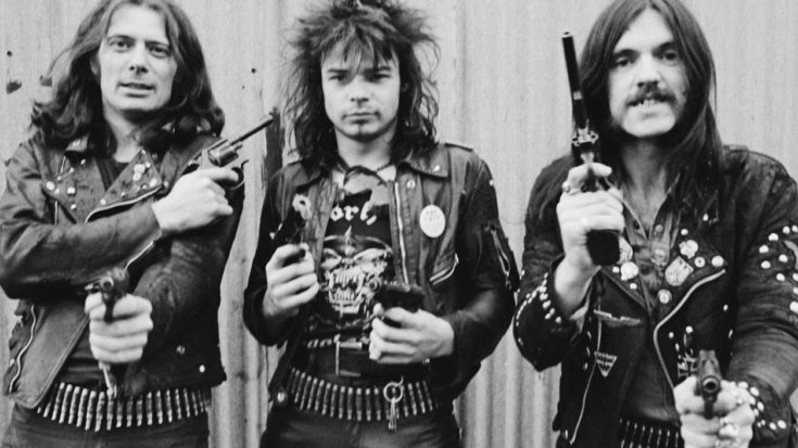 Report: Former Motörhead Guitarist Dead At 67 | I Love Classic Rock Videos