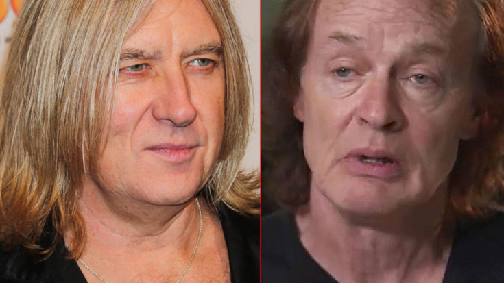 Def Leppard's Joe Elliott Lashes Out At AC/DC Over Deeply Controversial Move   I Love Classic Rock Videos