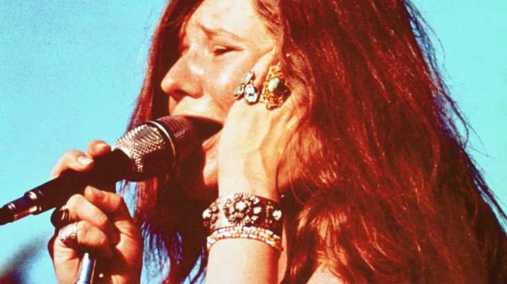 """Hear Janis Joplin's First Studio Recording Of """"Me And Bobby McGee"""" In All Its Raw And Unedited Glory 