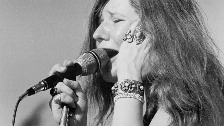 Janis Joplin Records 'Me And Bobby McGee,' And Music Is Never The Same Again   I Love Classic Rock Videos