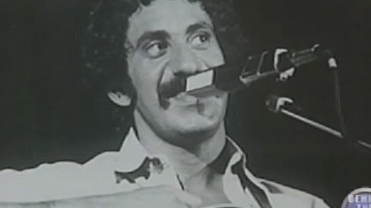 """Jim Croce Plays """"I Got A Name"""" One Last Time In Final Performance Of His Life 