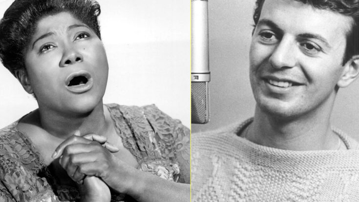 "Mahalia Jackson Will Take You To Church With Heavenly Cover Of Dion's ""Abraham, Martin And John"" 