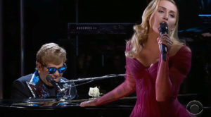 Elton John And Miley Cyrus' Grammy Awards Duet Is The Performance No One Can Stop Talking About