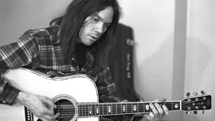 "48 Years Ago: Neil Young Responds To Kent State Tragedy With Chilling Yet Brilliant ""Ohio"" 