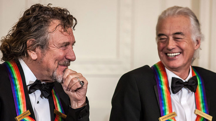 Bad News For Fans Hoping To See Robert Plant And Jimmy Page Work Together Again… | I Love Classic Rock Videos