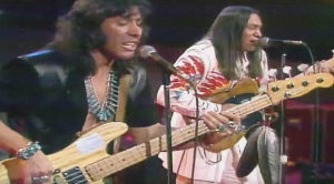"Nothing Gets Us Dancin' Up A Storm The Way Redbone's Timeless ""Come And Get Your Love"" Does"
