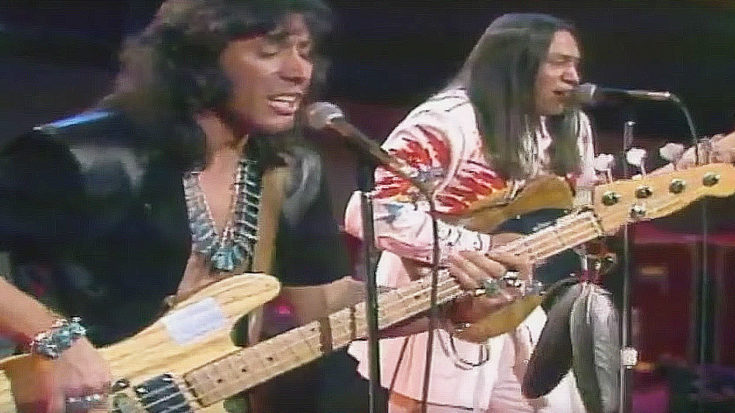 "Nothing Gets Us Dancin' Up A Storm The Way Redbone's Timeless ""Come And Get Your Love"" Does 