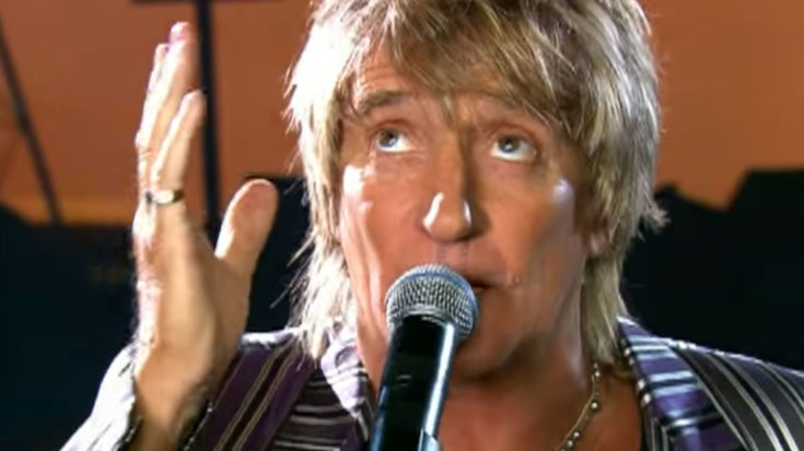 2 Major Classic RockTours Announced- Rod Stewart Is One Of Them | I Love Classic Rock Videos