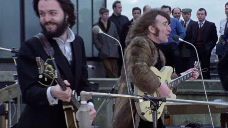 Flashback: The Beatles Bring Chaos With Final Rooftop Concert, And We Still Wouldn't Have It Any Other Way | I Love Classic Rock Videos