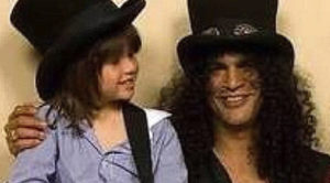 Slash's Son London Is All Grown Up – See How He's Carrying The Family Legacy And Making Dad Proud