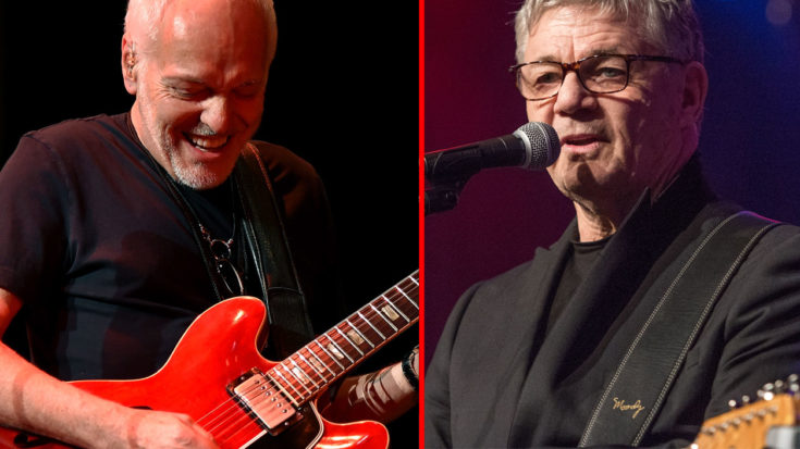 Peter Frampton And Steve Miller Band Announce Must See Summer Tour | I Love Classic Rock Videos
