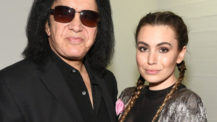 Gene Simmons' Daughter Just Exposed A Side Of Him You've Never Seen Before | I Love Classic Rock Videos