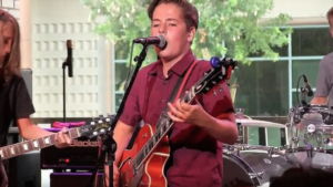 "It Only Took These Kids 3 Minutes To Leave The Audience Stunned With Their Cover Of ""Rock & Roll"""