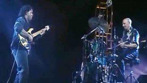 Steve Smith Challenges Legendary Bassist To A Fierce Battle Of Drummer vs. Bassist