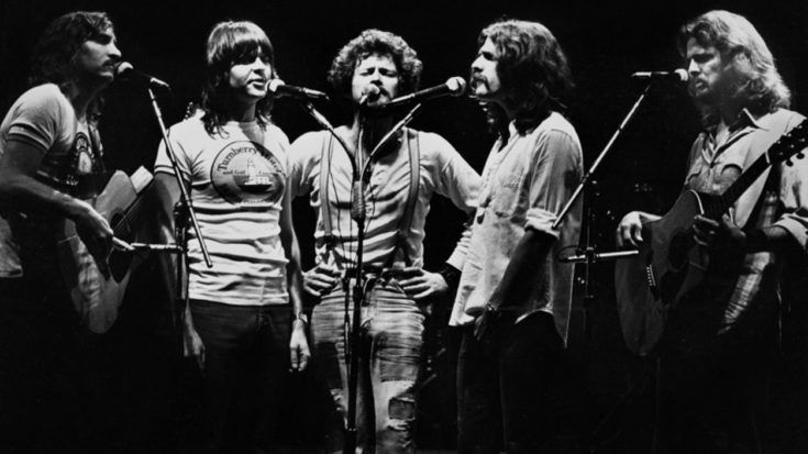 No One Harmonizes Like The Eagles. Don't Believe Us? Check Out This 'Seven Bridges Road' Rehearsal | I Love Classic Rock Videos
