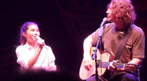 "Nothing Says 'I Love You' Like Chris Cornell's ""Redemption Song"" Duet With His Daughter, Toni"