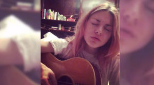 Kurt Cobain's Daughter Is Insanely Talented, And We've Got The Video To Prove It