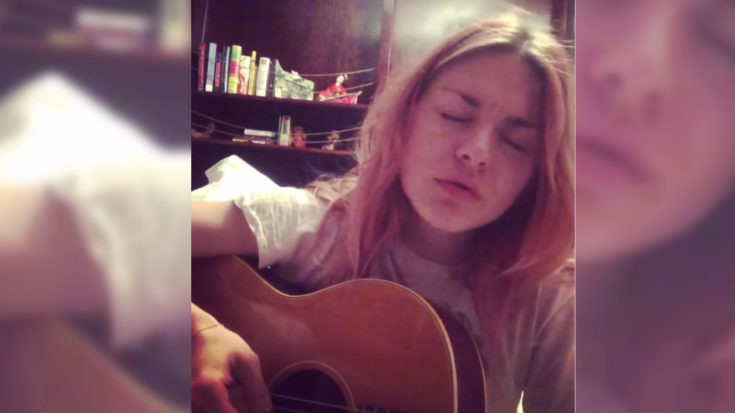 Kurt Cobain's Daughter Is Insanely Talented, And We've Got The Video To Prove It | I Love Classic Rock Videos