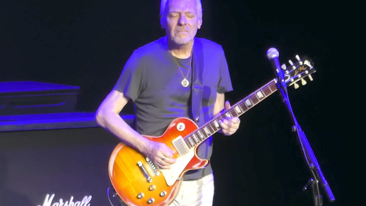 Sorry, Everyone – Peter Frampton Gave The Greatest Tribute To Chris Cornell, Hands Down | I Love Classic Rock Videos