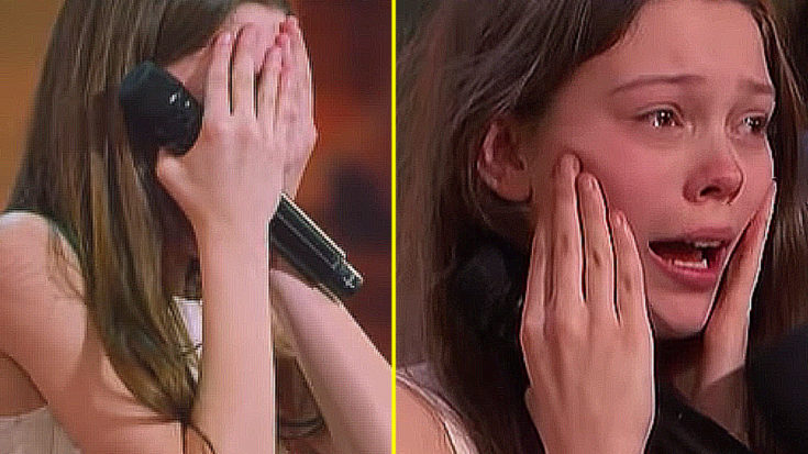 Painfully Shy Teen Tries To Sing Otis Redding On Live TV – Bursts Into Tears Over Judges' Reactions | I Love Classic Rock Videos