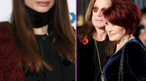 Ozzy And Sharon Have A Daughter You've Never Seen Before, And She's Absolutely Gorgeous