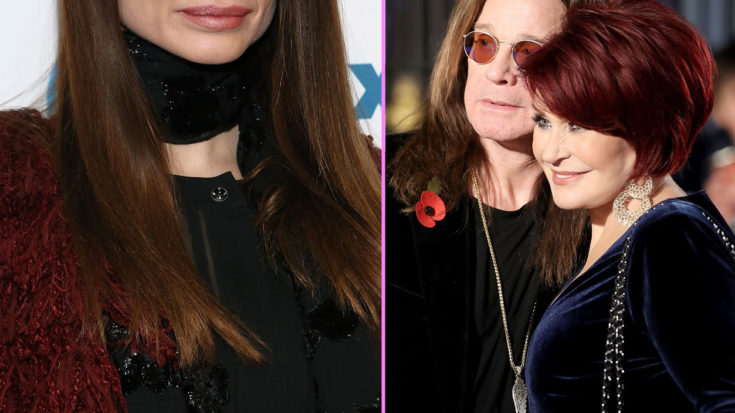 Ozzy And Sharon Have A Daughter You've Never Seen Before, And She's Absolutely Gorgeous | I Love Classic Rock Videos