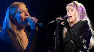 "LeAnn Rimes Joins Fleetwood Mac's Stevie Nicks For Heartbreaking New Duet, ""Borrowed"""