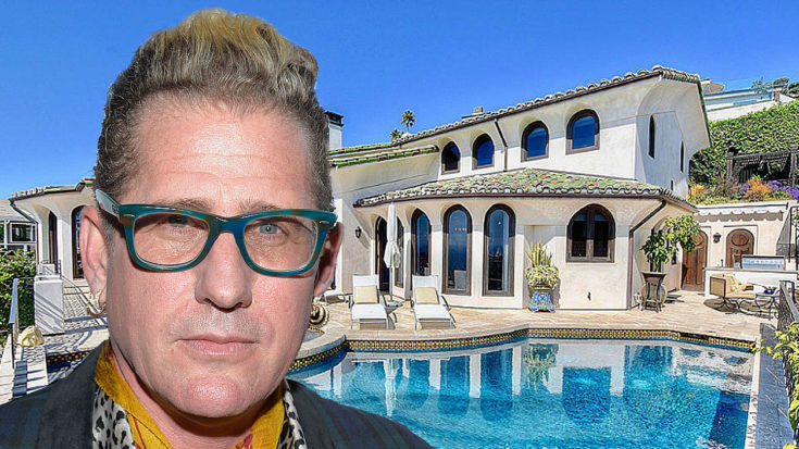 Stray Cats' Lee Rocker Just Put His Massive Home Up For Sale – You've Gotta Look Inside | I Love Classic Rock Videos
