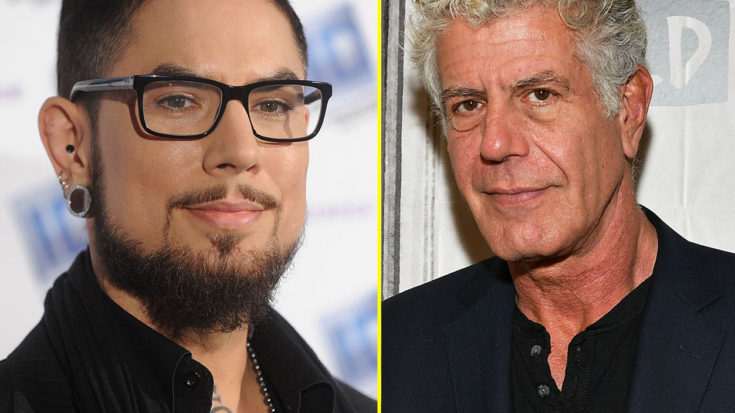 Dave Navarro Just Wrote A Heartbreakingly Honest Response To Anthony Bourdain's Shocking Death | I Love Classic Rock Videos