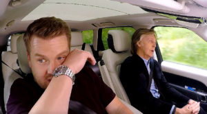"Paul McCartney Brings James Corden To Tears With Emotional Story Of How ""Let It Be"" Was Written"