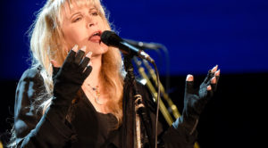 Surprise! Stevie Nicks Debuts Brand New Song With Country Singer
