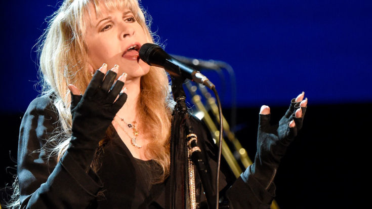 Surprise! Stevie Nicks Debuts Brand New Song With Country Singer | I Love Classic Rock Videos