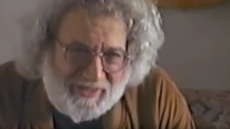 Jerry Garcia Ate Cake Laced With 800 Hits of Acid | I Love Classic Rock Videos