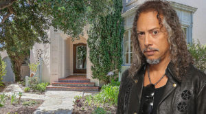 Kirk Hammett's Lovely Home On The Cliffs Is For Sale And The Photos Will Make You Jealous