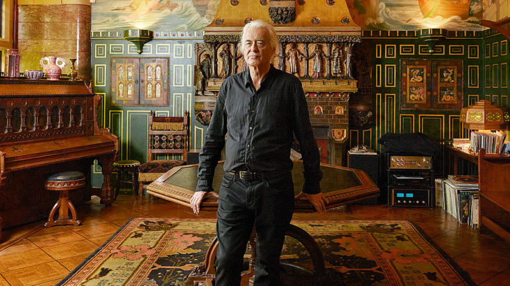 Yes, Jimmy Page's House Is A Castle – And Yes, You Gotta See The Inside | I Love Classic Rock Videos