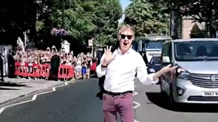 After 49 Years, Paul McCartney Returns To Visit This Iconic Beatles Landmark | I Love Classic Rock Videos