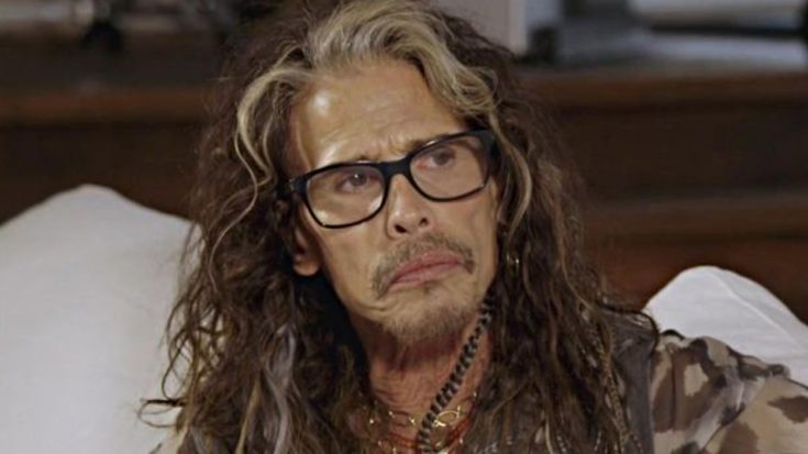 With Tears In His Eyes, Steven Tyler Reveals The Thing That He's Most Grateful For   I Love Classic Rock Videos