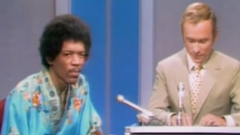 Jimi's Response To Controversial 'Star Spangled Banner' Is Even Better Than The Performance Itself | I Love Classic Rock Videos