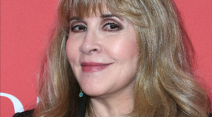 Hold Onto Your Seats, Because Stevie Nicks Just Did Something You Thought She'd Never Do