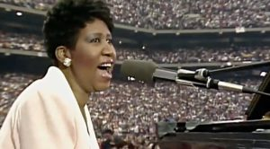 "To This Day, There's No One Who Can Sing ""America The Beautiful"" Quite Like Aretha Franklin"