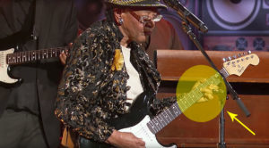 78-Year-Old Blues Granny Shreds Guitar On Live TV, But Keep An Eye On Her Hands