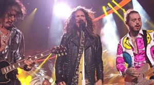 "Aerosmith Crash The VMAs And Tear The House Down With ""Dream On"" & ""Toys In The Attic"""