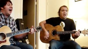 People Are Freaking Out Over The Song That These Two Guys Wrote Together – Have A Listen